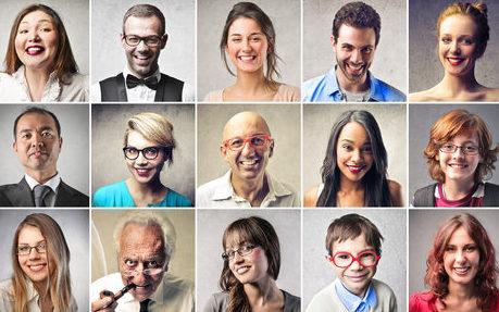 diversity - image of diverse faces